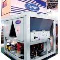 Чиллер 30RB компании CARRIER на выставке MOSBUILD'05