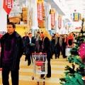 Пример разумного применения газового воздухонагревателя — гипермаркет «Город Мастеров», Сыктывкар