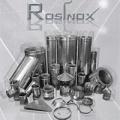 Дымоходы ROSINOX — качество, надежность, удобство монтажа