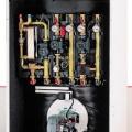 Будущее за экономичными отопительными системами: отопительный шкаф австрийской фирмы OLYMP