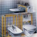 Системы инсталляции сантехнического оборудования