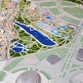 Энергосберегающие технологии для Олимпийской Деревни