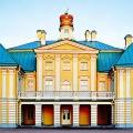 Пресс-системы Viega в Большом Меншиковском дворце