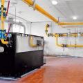 Технологическая схема энергоэффективной котельной