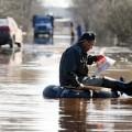 Работа городских канализационных систем в сезон паводков