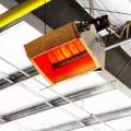 Расчет газовых лучистых обогревателей для помещений сложной конфигурации
