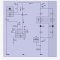 Рис. 1. Гидравлическая схема чиллеров CLINT, работающих в режиме Free Cooling