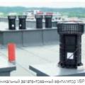 Уникальный запатентованный вентилятор VBP
