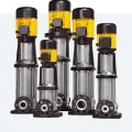 The use of pumps for water supply in housing and office buildings