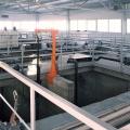 Очистка сточных вод по технологии МБР