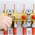 Коллекторы для систем напольного отопления