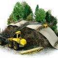 Потенциал использования возобновляемых источников энергии в сельском хозяйстве