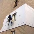 Оценка теплотехнической однородности наружной стены при изменении толщины утеплителя