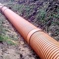 К выбору безнапорных труб для подземных водоотводящих трубопроводов с использованием графово-матричного метода