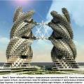 Экоэнергетика в современном строительстве и архитектуре