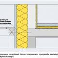 Проектирование ограждающих конструкций зданий с низким энергопотреблением для Свердловской области