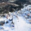Финские технологии J?SPI в «Сибирской Швейцарии» на горнолыжном курорте «Шерегеш»