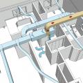 Возможности повышения класса энергосбережения общественных зданий за счёт теплоутилизации в системах вентиляции