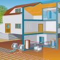 Особенности применения воздушных тепловых насосов для северных территорий