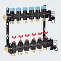 Инновационные коллекторы Henco UFH-MDK для систем поверхностного отопления