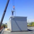 Теплоснабжение зданий от крышных котельных при утилизации попутного нефтяного газа