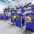 Повысить энергоэффективность гидравлической системы поможет компания KSB