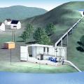 Водяные насосы для обеспечения электроэнергией отдалённых районов и сельской местности