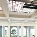 Об использовании современных систем панельного отопления и охлаждения в общественных зданиях