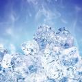 Очистка трубопроводных коммуникаций с использованием льда