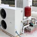 Оптимальный бивалентный режим работы теплонасосных установок типа 'воздух-вода'