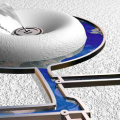 Применение природного холода для очистки и опреснения солёных вод