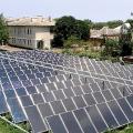 Советское и российское солнечное теплоснабжение — научные и инженерные школы