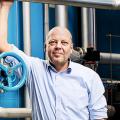 Кристиан Портши, директор водоканала в Оберварте, Австрия: «Мы не могли поверить, что экономия может быть столь значительной»