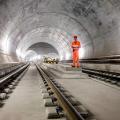 Проект вентиляции самого длинного в мире тоннеля