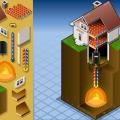 Исследование влияния свойств грунта на эффективность теплообменников вертикальных скважин для теплонасосных установок в COMSOL Multiphisics
