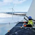 Ветроэлектрическая станция в системе распределённой генерации