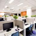 Об энергосбережении при комфортном воздухораспределении на примере офисного помещения