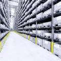 Системы автоматического пожаротушения тонкораспыленной водой для высокостеллажных складов