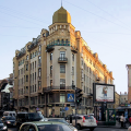 Результаты применения энергосберегающих мероприятий в «доходных домах» Санкт-Петербурга