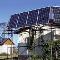 ВИЭ-проект: жилой дом с автономным энергоснабжением