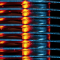 Экспериментальное исследование влияния внешнего загрязнения на тепловую мощность трубчатого ребристого конвектора