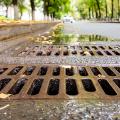 Защита водных объектов от техногенных загрязнений при отведении поверхностных сточных вод с территорий городов и поселений