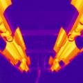 Исследование теплотехнических характеристик низкотемпературных инфракрасных излучателей
