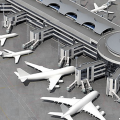 Насосное оборудование Grundfos для нового терминала аэропорта «Домодедово»