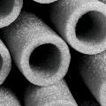 Исследование тепловой изоляции на основе вспененного полиэтилена в форме трубок. Часть 3. Теплопроводность