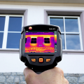 Тепловизионная визуализация фасада здания и повышение энергограмотности жильцов