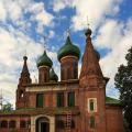 Методика проведения натурного эксперимента теплового и влажностного режимов в здании культурного наследия России