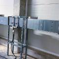 Экспериментальное определение количества уносимой влаги из сотового увлажнителя при изменении направления воздушного потока