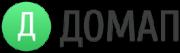 Логотип ДОМАП