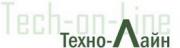 Логотип ЦИУП Техно-Лайн